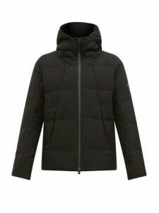 Descente Allterrain - Shuttle Hooded Down-filled Jacket - Mens - Black