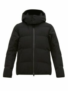 Descente Allterrain - Anchor Mizusawa Down Filled Hooded Shell Jacket - Mens - Black
