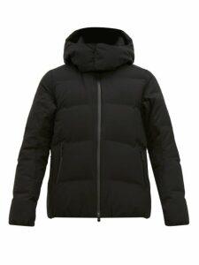 Descente Allterrain - Anchor Mizusawa Down-filled Hooded Shell Jacket - Mens - Black