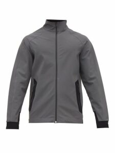 Blackyak - Castana Stretch Shell Jacket - Mens - Grey