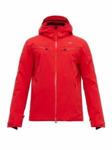 Kjus - Formula Technical Shell Ski Jacket - Mens - Red