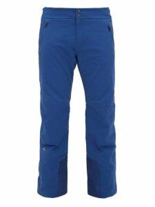 Kjus - Formula Technical Shell Ski Trousers - Mens - Blue