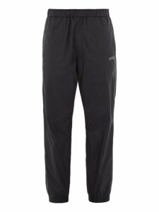 Saturdays Nyc - Gino Track Pants - Mens - Black