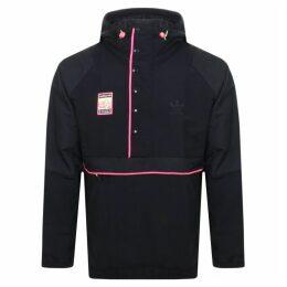 adidas Originals Logo Track Jacket Black