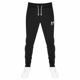 Under Armour Terry Jogging Bottoms Black