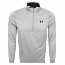 Under Armour Half Zip Sweatshirt Grey