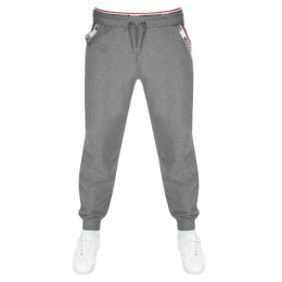 Moschino Logo Jogging Bottoms Grey