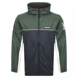 Timberland Windbreaker Jacket Green