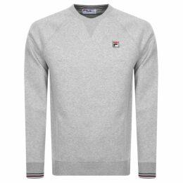Fila Vintage Pozzi Sweatshirt Grey