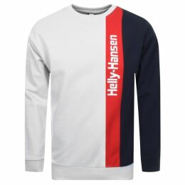 Helly Hansen Young Urban Logo Sweatshirt Grey