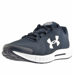 Under Armour UA Micro Pursuit Trainers Navy