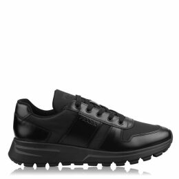 Prada Prax Leather Sneakers