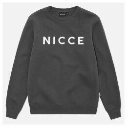 Nicce Logo Crew Sweatshirt