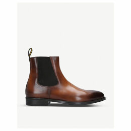Augusta leather Chelsea boots