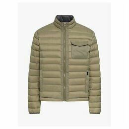 HKT Lightweight Down-Filled Quilted Jacket