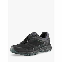 Haglöfs Trail Fuse Men's Waterproof Gore-Tex Walking Shoes, True Black