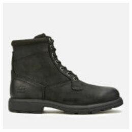 UGG Men's Biltmore Work Boots - Black - UK 11