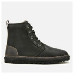 UGG Men's Harkley Lace up Boots - Black - UK 11