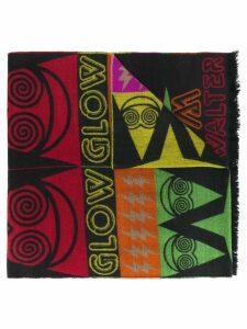 Walter Van Beirendonck Pre-Owned 2009/2010 Glow scarf - Green