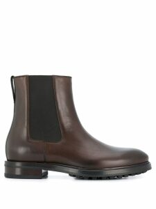Tom Ford elasticated ankle boots - Brown