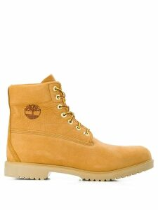 Timberland lace-up ankle boots - Neutrals