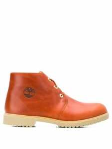Timberland lace-up ankle boots - Orange