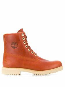 Timberland Inca combat boots - Orange