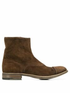 Premiata classic ankle boots - Brown