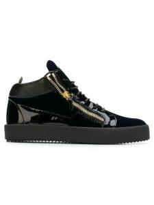 Giuseppe Zanotti Kriss plus sneakers - Blue