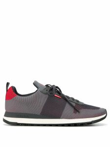 PS Paul Smith mesh panel sneakers - Grey