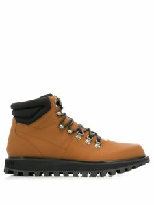 Dolce & Gabbana Vulcano trekking boots - Brown
