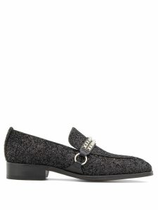 Giuseppe Zanotti Angeles loafers - Black