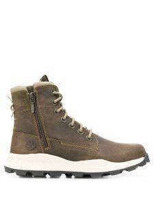 Timberland high top boots - Green