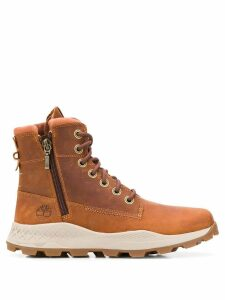 Timberland high top boots - Brown