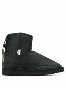 Suicoke lace up snow boots - Black