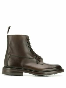 Trickers lace-up boots - Brown