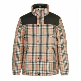 Burberry Holland Check Jacket