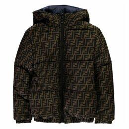 Fendi Ff Print Jacket
