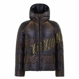 Fendi Ff Future Padded Jacket