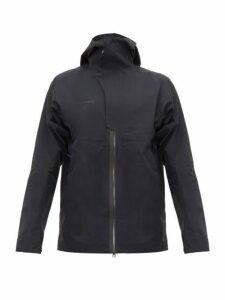Mammut Delta X - 3850 Gore Tex® Shell Jacket - Mens - Black