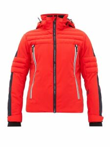 Toni Sailer - Elliot Technical Soft Shell Ski Jacket - Mens - Red