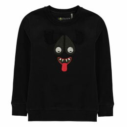 Moose Knuckles Mascot Sweater