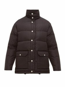 Hope - Rescue Quilted Jacket - Mens - Black