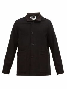 Mhl By Margaret Howell - Wool Workers Jacket - Mens - Black