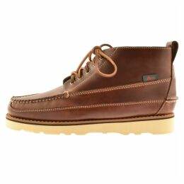 GH Bass Camp Moc III Ranger Shoes Brown