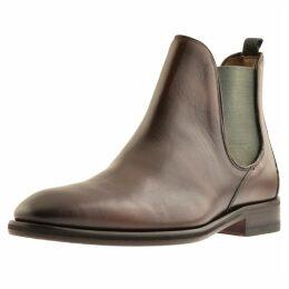 Sweeney London Allegro Chelsea Boots Brown