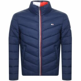 Tommy Jeans Puffer Jacket Navy