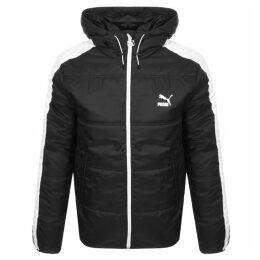 Puma Classics Padded Jacket Black