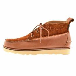 GH Bass Camp Moc III Ranger Shoes Brown