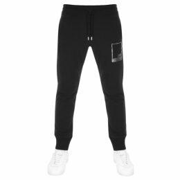 Love Moschino Logo Jogging Bottoms Black